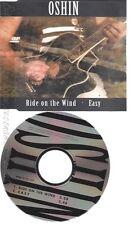 CD--OSHIN--RIDE ON THE WIND