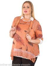 Camisas y tops de mujer túnica/caftán 100% algodón talla M