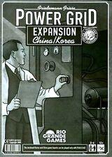 Power Grid - China/Korea expansion - new
