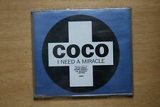 Coco ‎– I Need A Miracle - Electronic, Progressive House, 1997 (Box C97)