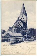 Vor 1914 Frankierte Ansichtskarten aus Baden-Württemberg für Dom & Kirche