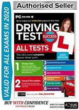 Latest Driving Theory Test Success - Hazard Perception PC Rom 2020 atpc