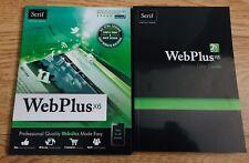 serif sofware Webplus X6