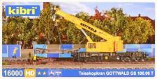 Kibri 16000 H0 - Eisenbahn- Teleskopkran NEU & OvP