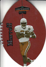 1998 Playoff Contenders Leather Adrian Murrell Card