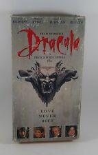 Dracula Vhs Tape