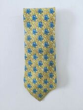 Gianni Versace Mens Tie 9cm 100% Silk Made in Italy