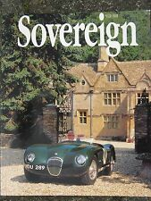 Sovereign magazine Issue Four 4 Jaguar XJR-S C-Type reunion Catalina boat