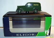 ELIGOR RENAULT JUVAQUATRE TOLEE POSTES POSTE PTT 1/43 IN BOX