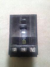 Square D Qob3100 100A