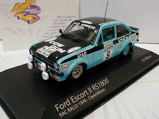 Minichamps 400788409 # Ford Escort II RS1800 #9 Rac Rally 1978 Clark-Wilson 1:43