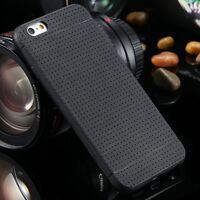 weich Rückseiten Silikon TPU Gummi Case Hülle für neue Apple iPhone 6 Plus