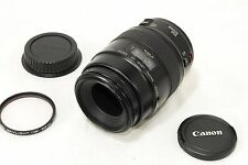 [EXC+++] Canon MACRO EF 100mm f/2.8 Lens From Japan (1639)