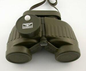 STEINER 7x50 EB GA Kompass compass Fernglas binoculars Germany top glass /21