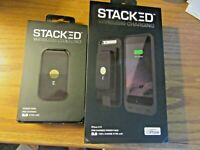 STACKED iPhone 6 /6S Stack Pack for Wireless Charging & Case Charger and 2x2750
