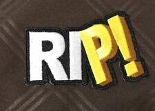 Sean Price RIP! Logo Iron-on Patch Heltah Skeltah Boot Camp Clik BCC Duck Down