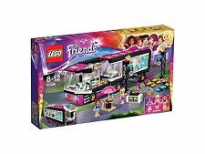 LEGO 41106 Friends Pop Star Tour Bus NEW AND SEALED - Idea for Birthday Gift!!