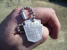 New ListingOriginal Ford Sav-a-Key auto key accessory holder vintage tool mustang fairlane