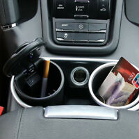 LED Car Auto Truck Travel Cigarette Smoke Ashtray Ash Tray Holder Cylinder Cup