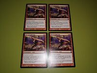 Vow of Lightning x4 - Commander - Magic the Gathering MTG 4x Playset