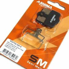 ASHIMA Disc Brake Pads, For AVID, AD0704, U58