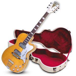 "Kay Collector Barney Kessel Signature New ""Pro"" Guitar-FREE $250 Case K1700VB"