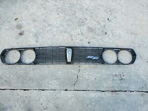 73 Mazda rx-2 *FACTORY-FRONT-GRILL- COMPLETE  2 DOOR COUPE CAPELLA