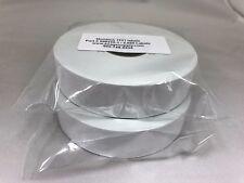 2 Rolls Genuine Monarch Paxar 1131 White Labels 000239 Ff 122