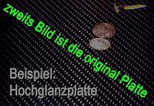 2,5 mm CFK  Carbon Kohlefaser Platte 31 cm x 4,3 cm(342) siehe Beschreibung
