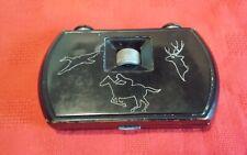Vintage Sport Scope Pocket Field Binoculars Folding Hunting Bird Sports Watching