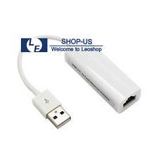 New USB 2.0 to RJ45 Female Ethernet LAN Network Adapter for Windows 7/8/Vista/XP