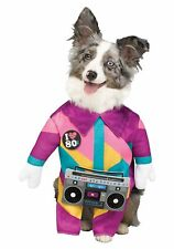Doggy 80's Pet Costume