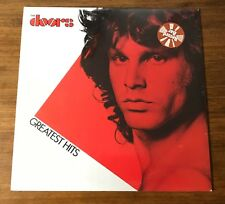 THE DOORS GREATEST HITS ORIGINAL FIRST PRESS LP ~ STILL FACTORY SEALED ~ 1980