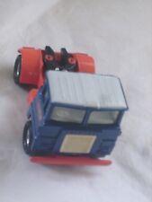 Tracteur Scammell bleu/orange de marque Matchbox Lesney