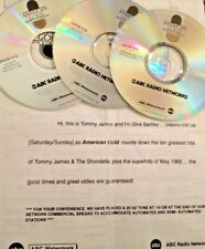 RADIO SHOW: DICK BARTLEY AM GOLD 5/8/93 TOMMY JAMES FEATURE w/TOMMY IN STUDIO