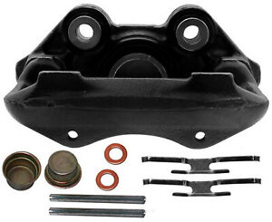Disc Brake Caliper-Friction Ready Non-Coated Front Right Reman fits 90-93 LeMans