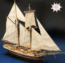 Mantua Models La Rose 1835 Wooden Ship Kit 1:47 Scale