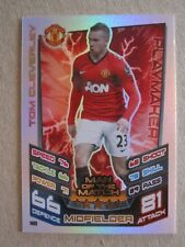 Match Attax Extra 2012/13 - MOTM card - Tom Cleverley of Manchester United