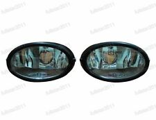 1Pair Front Fog Lights Driving Lamps For Honda Civic 2001-2003