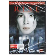 DVD RISE: BLOOD HUNTER Lucy Liu Vampire Extra Features PAL REGIONS 2&4 [BNS]