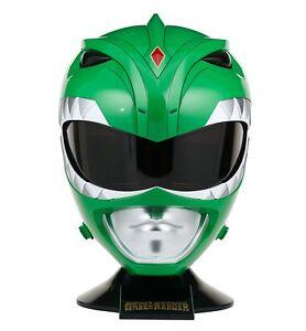 Mighty Morphin Power Rangers ~ GREEN RANGER PROP REPLICA / WEARABLE HELMET