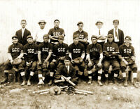 "1911 Steel Company of Canada Baseball Team Old Photo 8.5"" x 11"" Reprint"