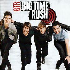 BIG TIME RUSH - BTR - GERMANY EDITION / CD
