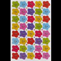 400PCS Fun Smile Stars Sticker School Children Kids Teacher Dentist Label Reward
