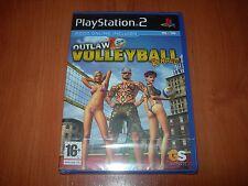 OUTLAW VOLLEYBALL REMIXED PS2 (PAL ESPAÑA PRECINTADO)