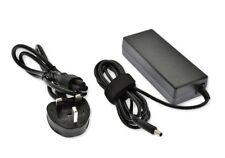 Genuine DELL 90W AC Adapter Charger 4.5mm SLim Plug & UK Cable P/N RT74M 450-AFM