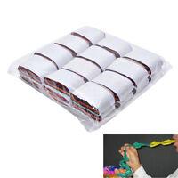 12Pcs/set Mouth Coils Paper Magic Tricks Magic Prop Magician Supplies Toys  QA