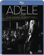 Adele Live At The Royal Albert Hall Blu Ray DVD & CD