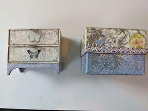 Punch Studio boxes, set of 2