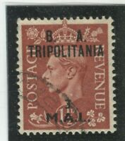 G.B. Offices - Tripolitania Stamps #16 Used,F-VF (X5824N)